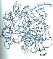 19th Birthday Party by ZoomSwish