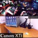 Canon XTi Repair by pavel89l