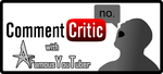 Comment Critic Logo by Assassicactus