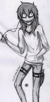 Jeff The Killer Music Time by Haven-Sollux