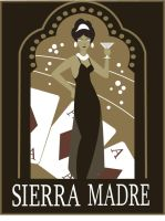 Sierra Madre Poster by FalloutFood