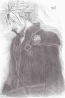 cloud strife by chwee
