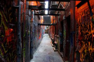 Alleyway by Codeyellow07