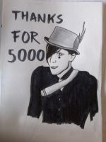 5000 by JanuaryVictim