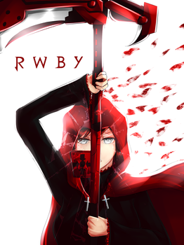 RWBY: Red Like Roses by FFNaru134