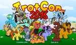 TrotCon 2016 Poster by AleximusPrime