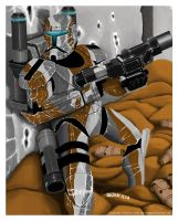 Republic Commando Yayax sguad Dev by FoxbatMit
