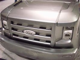 Ford SYN front by mikebontoft