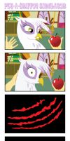 Pet-a-Griffon Simulator. by INVISIBLEGUY-PONYMAN