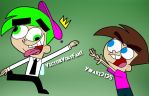 Lookie, I'm Timmy COLLAB by VictorVoltfan1