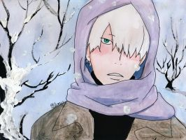 Mushishi - The Winter by thewomaninred