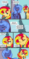 Ask Little Luna #22 (PART 2) by LoopEnd