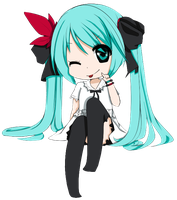 World Is Mine - Hatsune Miku by Animelover990