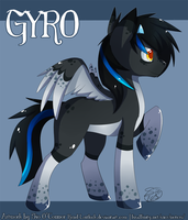 Gyro again by Sioteru