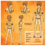 Pablo - Reference Sheet by bittersweet-Grace