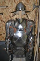 15th armour by Skane-Smeden