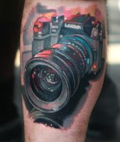 Camara-by-Todo-ABT-Tattoo by TodoArtist