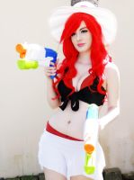 Pool Party Miss Fortune by LanaKuroi
