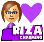 Mii Profile Icon - Riza by Kulit7215