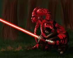 Darth Talon - PS7 by sithwitch13