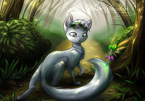 in the forest by Ripli2011