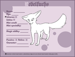 Empty Nebelfuchs Template by Psunna