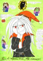 You're A Mean One, Mr. Grinch by Anime-Kat2002