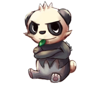 Pancham by CurlyFruit