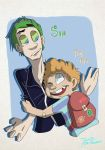 Human Sam n Tiny Tim :) by IvaTheHuman
