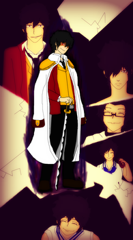 ONEPIECE OC: Vice Admiral Bennett Story by triptime245