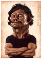 Charles Bronson by ElectroNic0