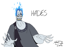 Name's Hades, Lord of the Dead. Hi, howyadoin. by MechEDisneyHokie