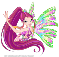 Roxy Sirenix by MishAir