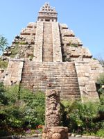 the inca tower by XDC