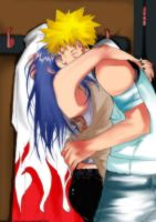 Naruhina welcome home by nejean
