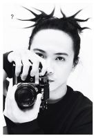 My Old Nikon F2 by perfectSky