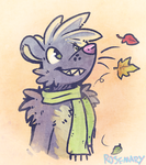 I'm so ready for fall summer sucked by Rosemary-the-Skunk