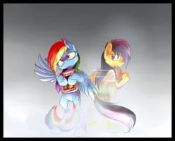 ~Two Worlds, Apart~ by 8-Xenon-8