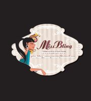 Miss Bling Business Card by sweeta18