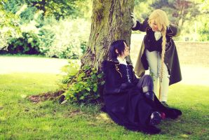 Pandora Hearts - Good ol' times by kayleighloire