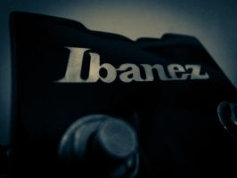 My new Ibanez - Detail by OmbraSilente