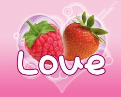 love berries by Mixcp