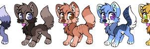 (SIDE ACCOUNT) Basemade Adopts by Truucey