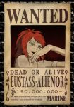 One Piece Wanted OC: Alienor by Evanyia