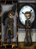 The Huntsman And Sheriff Graham by callyrose