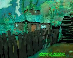 Cyberwood: Bookhole by Sighter