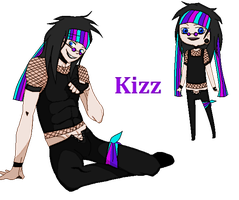 Kizz (Human Candy Pop) by Jesterca