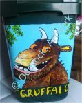 Commissioned Gruffalo by Puppy2388