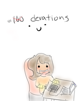 101 DEVATIONS by Christeenah