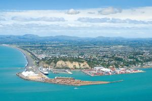 Port of Napier by anjules